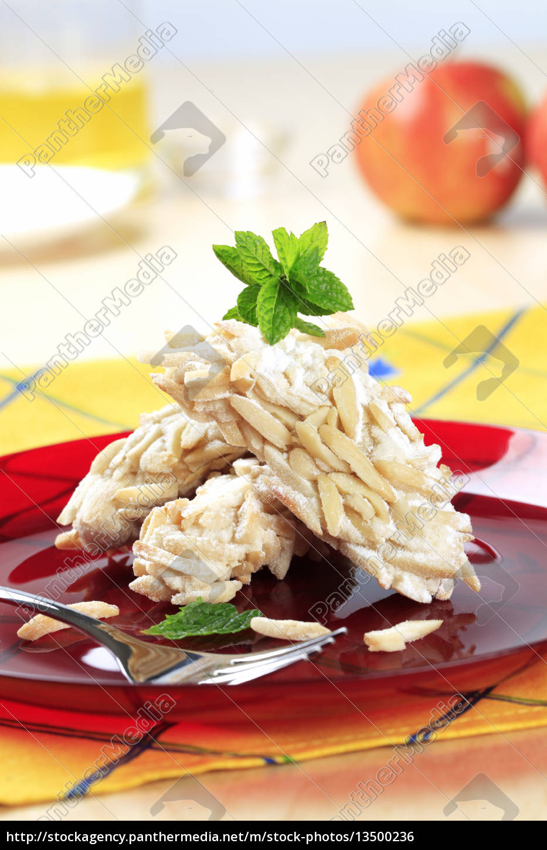 almond, cookies - 13500236