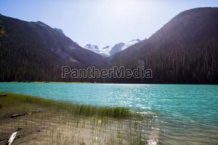 lower joffre lake joffre lake provincial