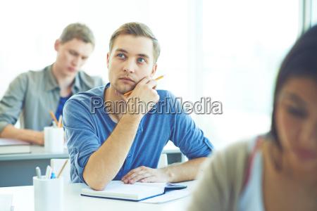 thinking, of, idea - 13502284