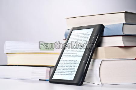 ebook and printed books