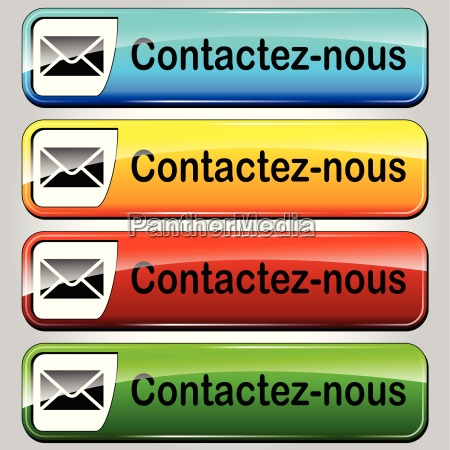 contact us web butttons