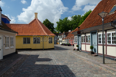 old town denmark odense