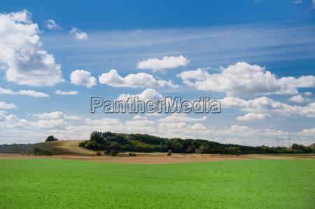 landscape harmonious