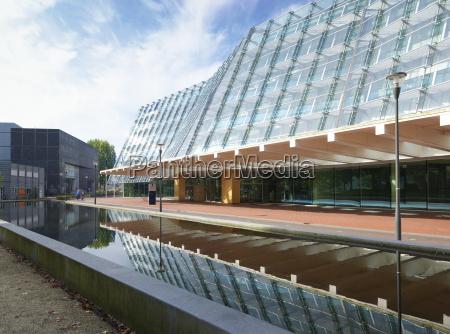 modern architecture in amersfoort netherlands