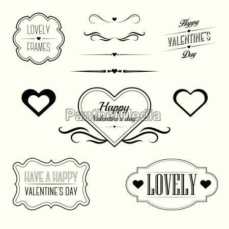 set, of, decorative, frames, , sings, and - 13525148