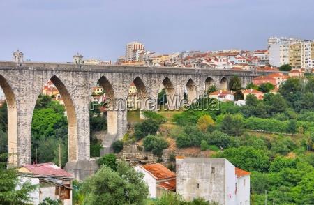 lisbon aqueduct lisbon aqueduct 01