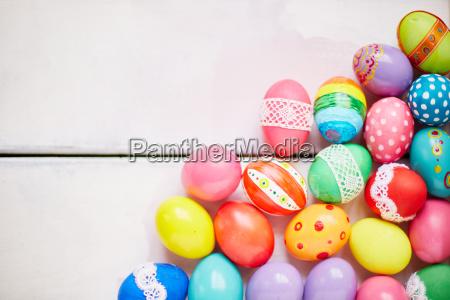 decorative, easter, eggs - 13541306