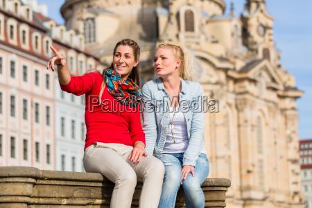 freud inner front frauenkirche in dresden