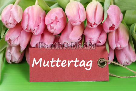 tulips flowers to mothers with map