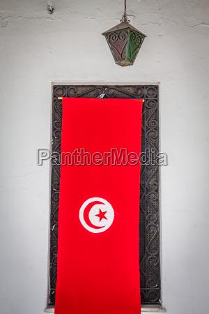 detail of medina in sousse tunisia
