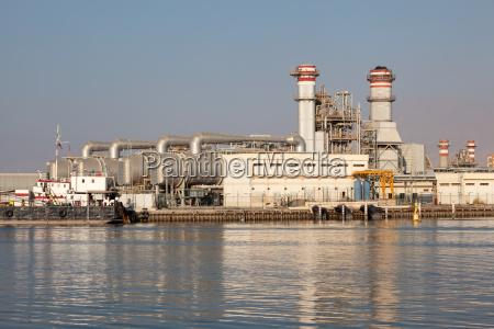 power station in ras al khaimah