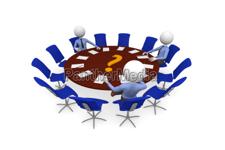 round table meeting