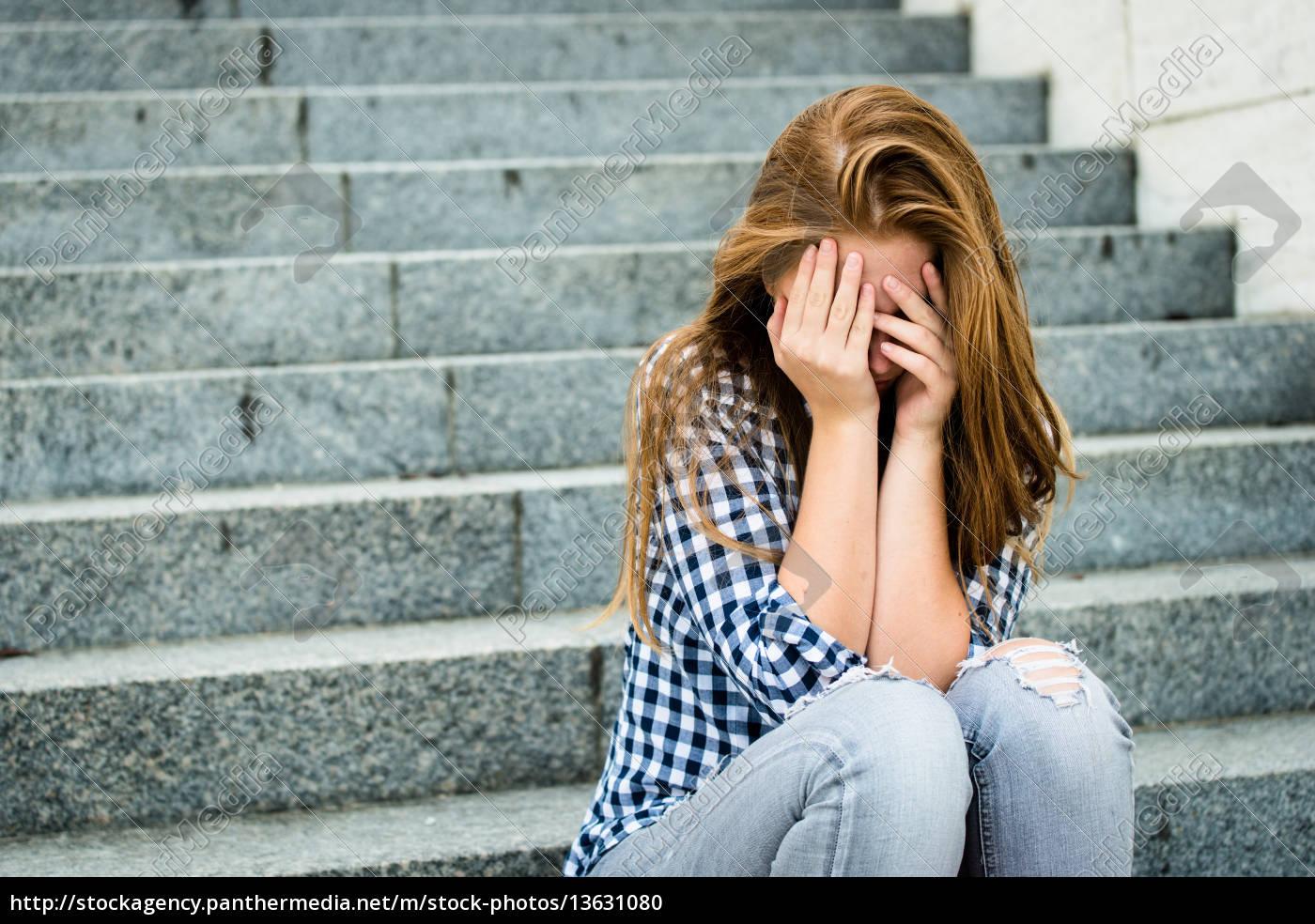 teenage, depression - 13631080