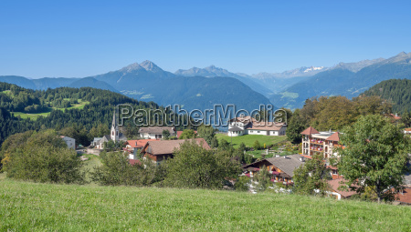 hafling holiday in south tyrol near