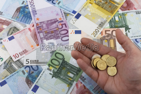 euros eur notes and coins business