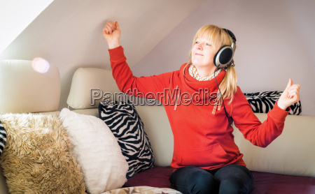 listen to music at home
