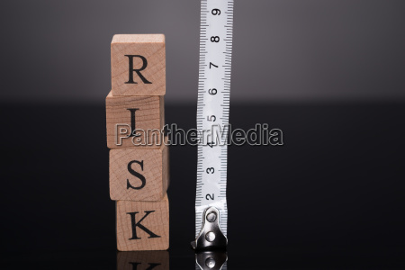 measuring risks with ruler