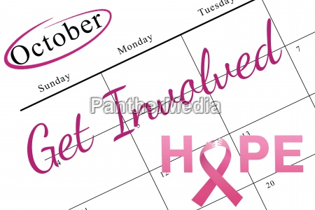 breast cancer awareness message of hope