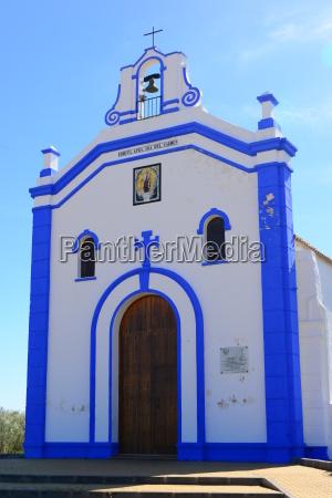 house facades city views ayamonte spanish