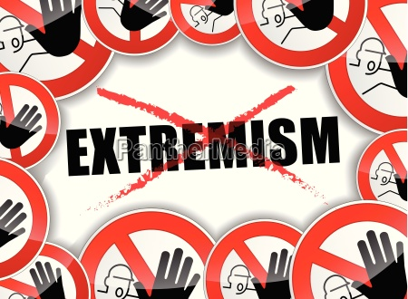 stop extremism problems