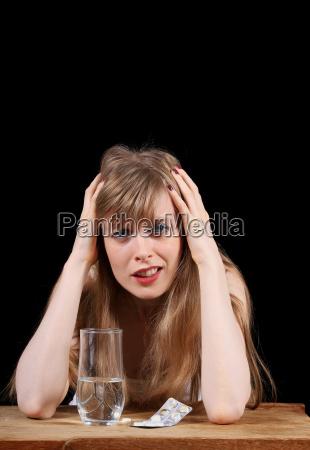 annoying headache