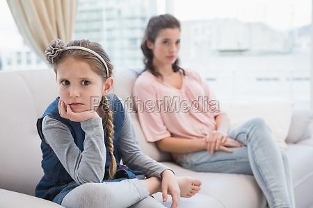 madre e hija no hablar despues