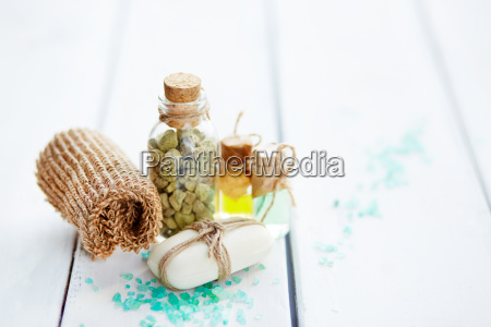 objects for beauty spa