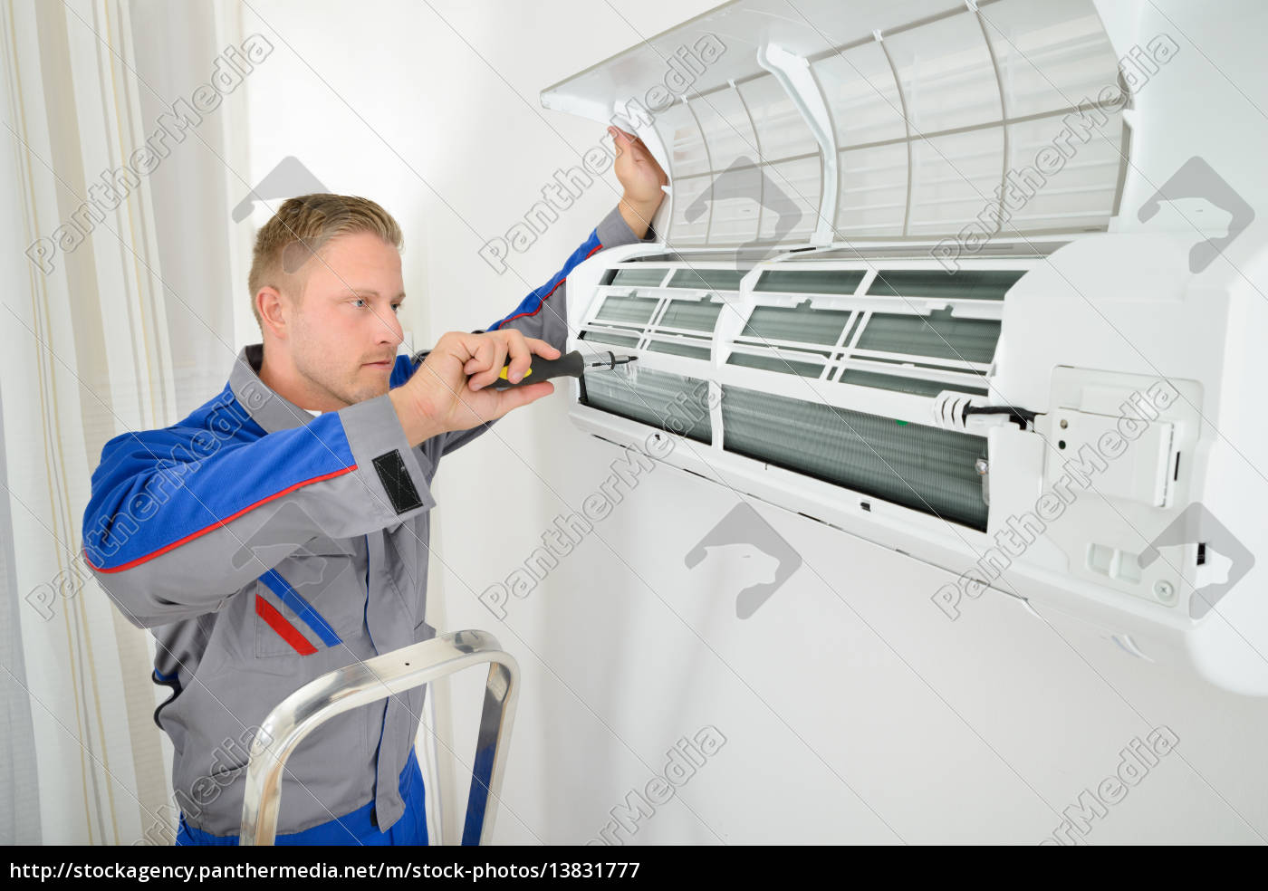 electrician, repairing, air, conditioner - 13831777