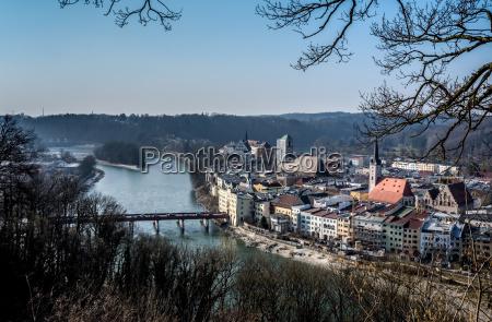 wasserburg bavaria germany