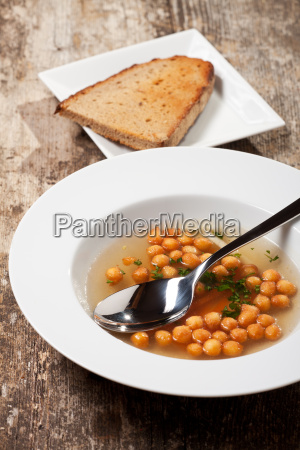bayerische back pea soup