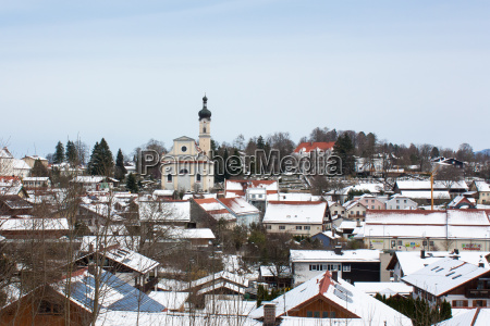 murnau and the st nicholas church