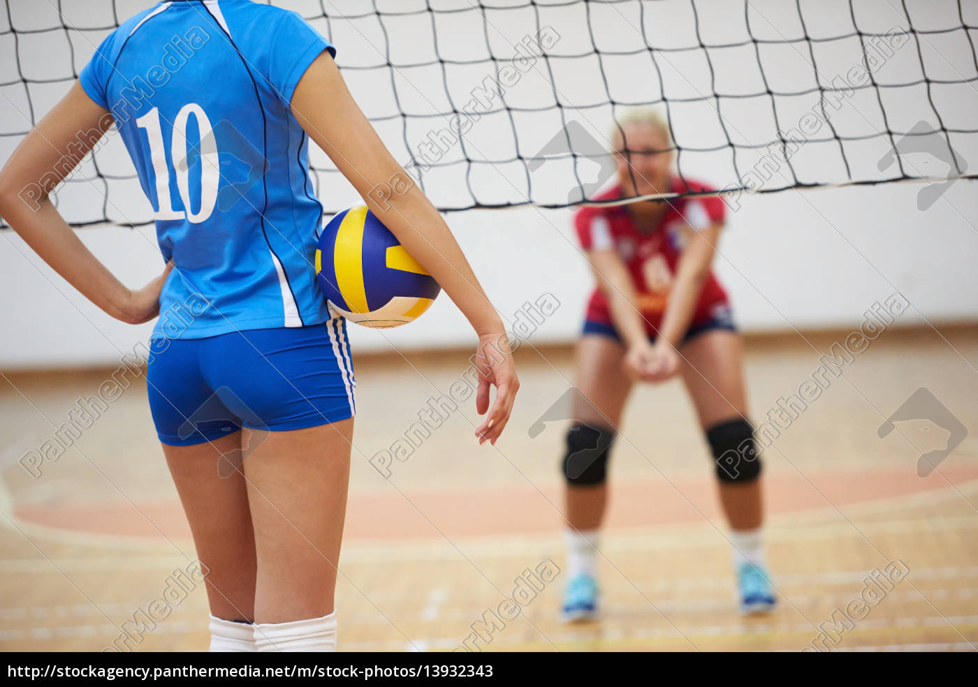volleyball - 13932343