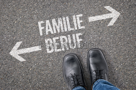 decision at the crossroads family