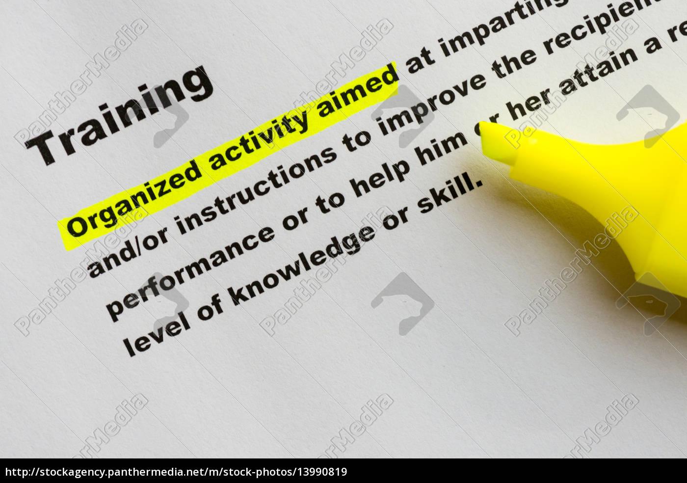 training - 13990819