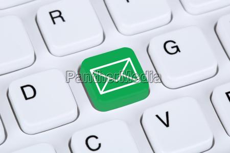 send, an, e-mail, on, the, internet - 14038641