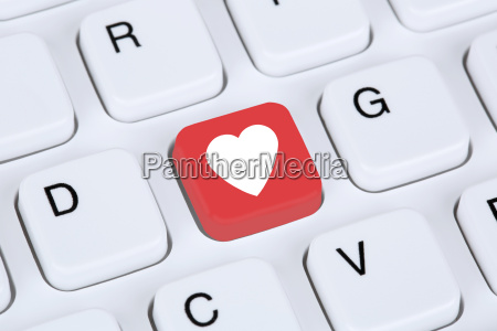 partner and love on the internet