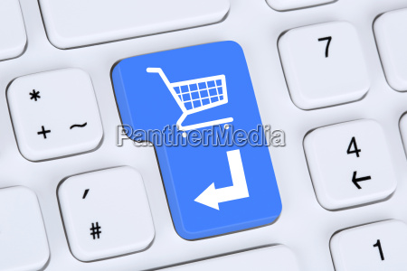 online shopping order ecommerce and shop