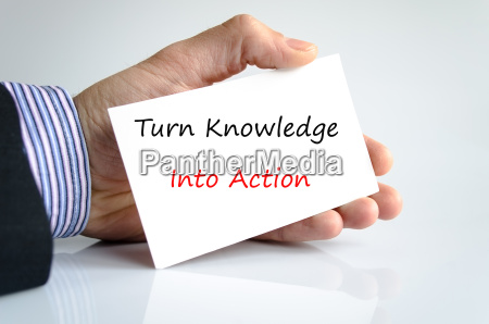 turn, knowledge, into, action - 14041093