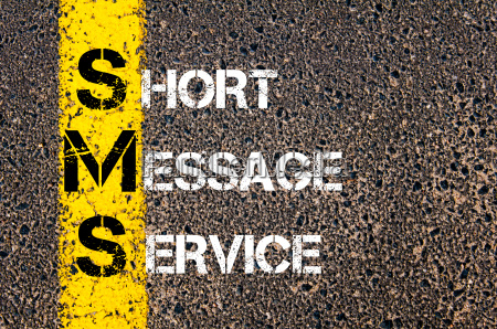 acronym, sms, -, short, message, service - 14042545