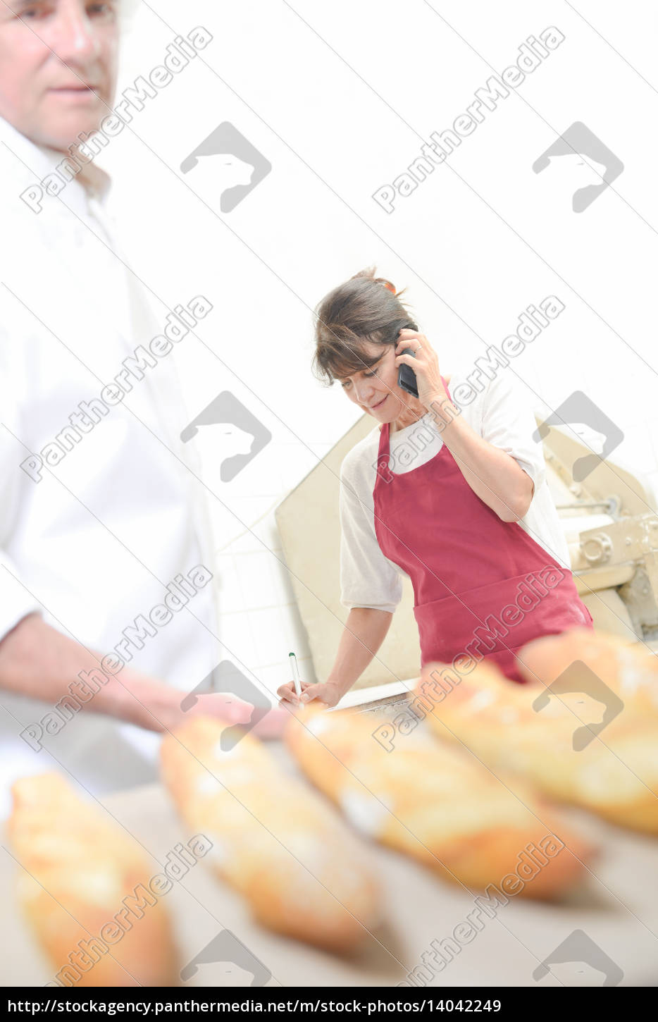 bakery, workers - 14042249