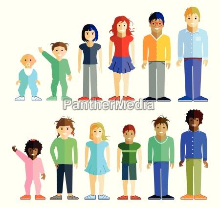 children, group - 14043893