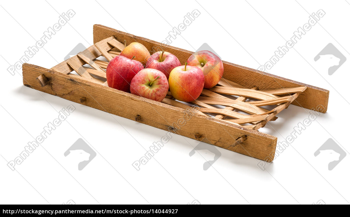apples, on, an, old, wooden, dres - 14044927