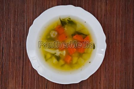 vegetable, soup - 14044537