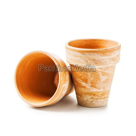 two, flowerpots - 14045613