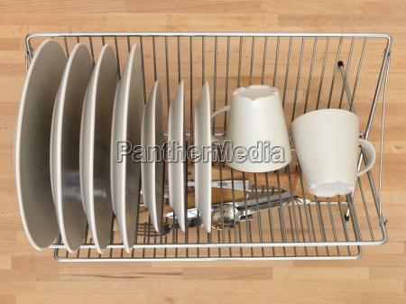 dish, rack - 14047047