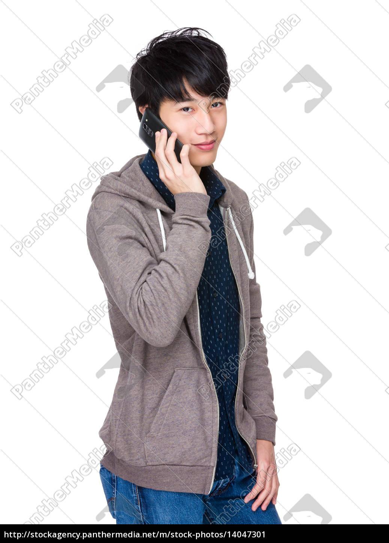 guy, telephone, phone, talk, speaking, speaks - 14047301