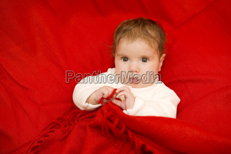 young, baby, portrait - 14049663