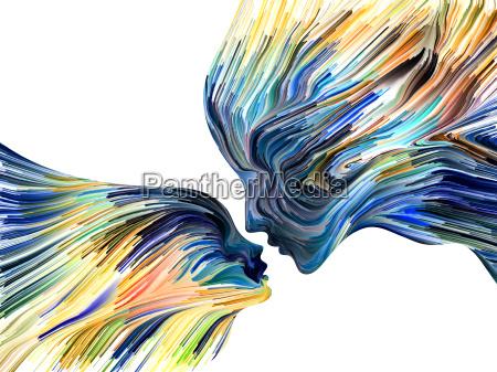 digital, mind, painting - 14050399