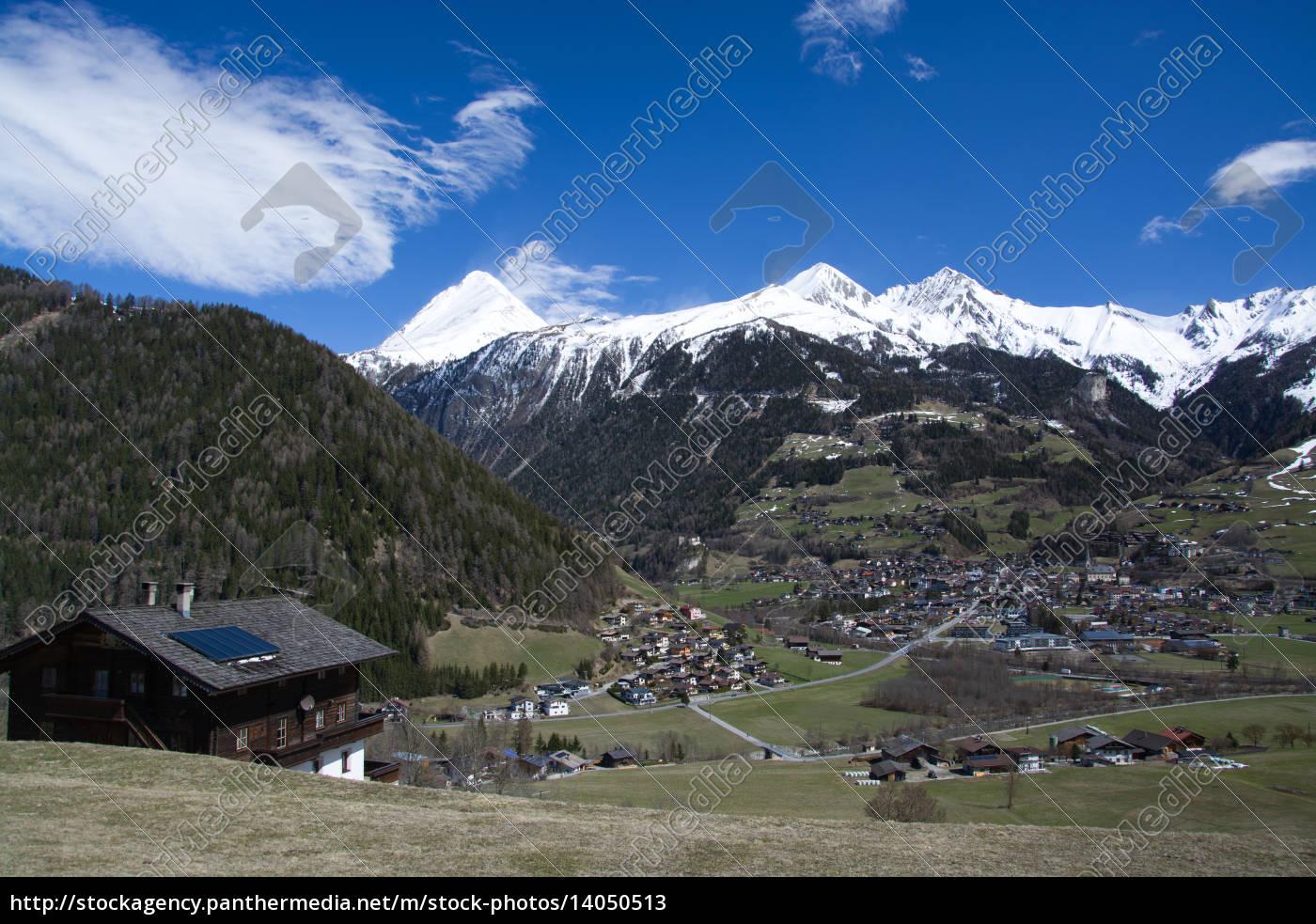 martei, east, tyrol, austria - 14050513