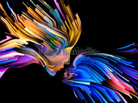 paradigm, of, mind, painting - 14050397